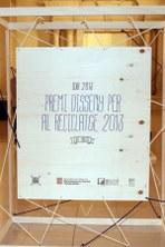 Menció especial al Premi Disseny al Reciclatge 2013