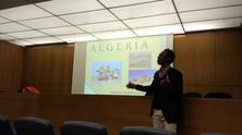 Conferència de l'Ousman Umar a l'ETSETB