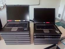 DONACIÓ! Vueling ha donat 13 portàtils al Programa UPC Reutilitza