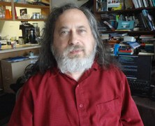 Richard Stallman reflexiona sobre el programari lliure a la UPC