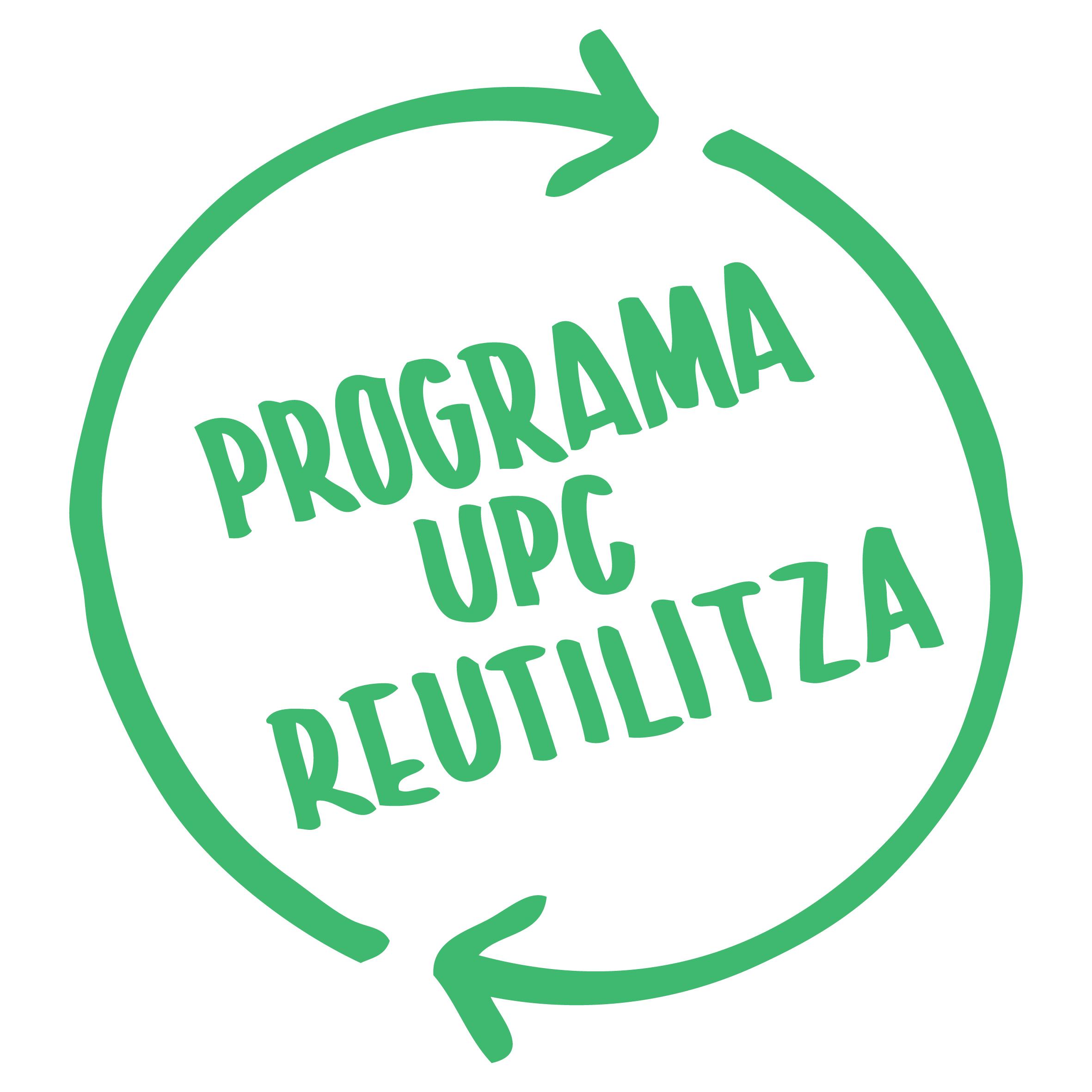 Programa UPC Reutilitza gran